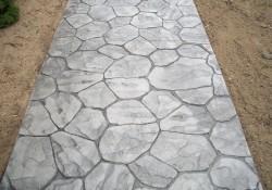 pave beton imprime dans chartres